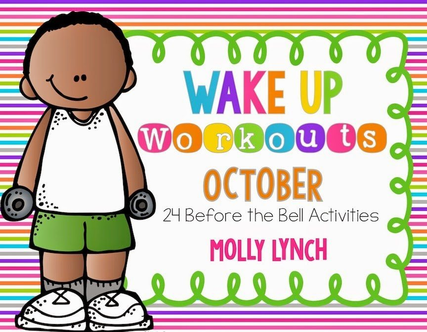 October Wake Up Workouts   Lucky to Be in First